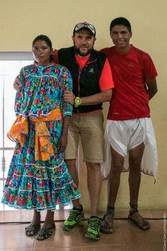 María Lorena Ramírez corrió más de siete horas con sandalias y sin tener un entrenamiento formal.