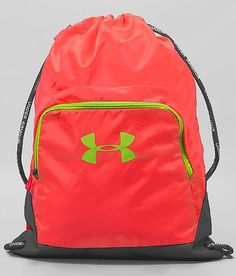 Under Armour® Hustle Drawstring Bag | amberofficialy_ | Pinterest ...