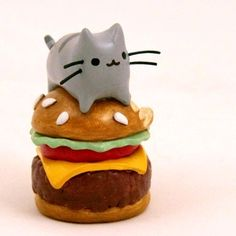 How to Sculp with Polymer Clay  Pusheen
