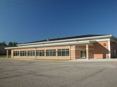 Margie Sanford Conference Center   Renovation of Building G, Central Alabama Community College, Childersburg, AL. By Aho Architects, LLC.