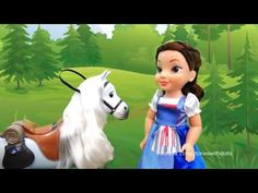 Beauty and the Beast Live Action Toys & Dolls - Belle and Philippe & My Life Horse Stable Barn - http://beauty.positivelifemagazine.com/beauty-and-the-beast-live-action-toys-dolls-belle-and-philippe-my-life-horse-stable-barn/ http://img.youtube.com/vi/eU2DqSgONPc/0.jpg
