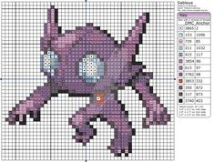 Sableye by Makibird-Stitching