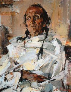 Таосский знахарь (1926). Николай Фешин