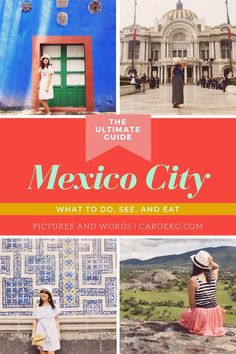 Mexico City Guide: what to do, see, and eat. /// Things to do in Mexico City, Mexico City Travel Guide, Mexico City activities, What to see in Mexico City, Mexico Travel, Mexico City Itinerary, Mexico City Food, Mexico City attractions