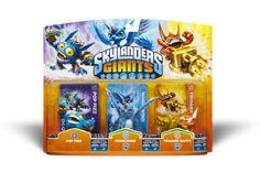Activision Skylanders Giants Triple Pack 1 Pop Fizz Whirlwind Trigger Happy >>> Read more reviews of the product by visiting the link on the image.(It is Amazon affiliate link) #clouds