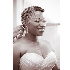 Natural and Nice - 30 Fierce Black Wedding Hairstyles We Say 'I Do' To…