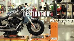 Harley-Davidson York Manufacturing Facility: United States of America. What the benchmark is. #whatthebenchmarkis #beproudofyourjob