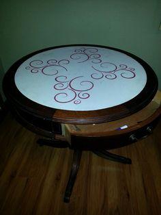 Free drum table