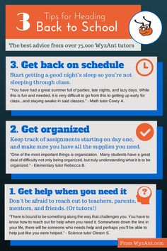 How To Reduce Academic Stress For Middle Schoolers | Sabrina's Organizing