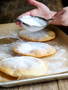 Native American-Style Gluten Free Fry Bread