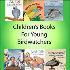 Want to learn more about your local birds? One of our favorite bird-related activities, the Great Backyard Bird Count, is coming up next month:  February 13-16, 2015.  Also suggests children's books and book lists.