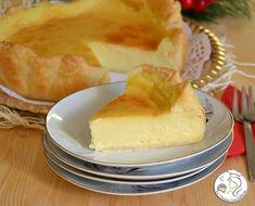 Una ricetta eccezionale, LE FLAN PARISIEN. Un dolce da servire come dessert. Documentandomi sul web apprendo che la parola Flan viene dal francese antico Flaon a sua volta derivato dal latino Flado che significa crema. Questa meravigliosa crema viene presentata all'interno di una sfoglia.