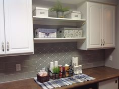 Tile backsplash www.interiordesigncenter.co