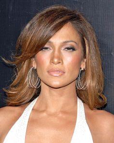 Jennifer Lopez - Bob Styled Custom Celebrity Wig @lacefrenzywigs info@lacefrenzy.com (347)-871-LACE