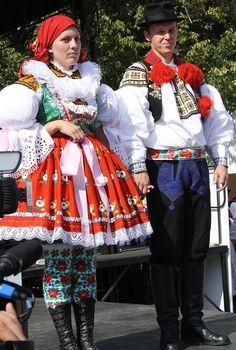 Moravské kroje – Folk Costume, Costumes, Anglo Saxon History, Folk Dance, Ethnic Fashion, Czech Republic, Fashion History, Traditional Dresses, Marie