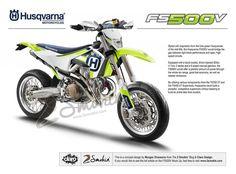 moto KTM 300 EXC Team ...
