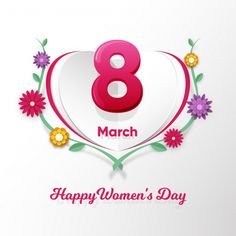 Flat women's day background Free Vector http://ift.tt/2Fzmz8Y