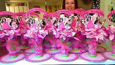 How To Make Quinceanera Centerpieces