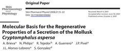 skin regeneration properties