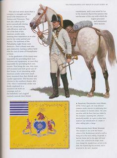 Continental Army: Philadelphia Light Horse_2