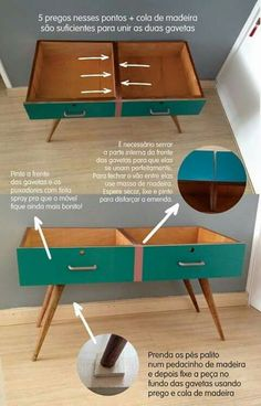 DIY Home Decor goal to consider. Check up this design tip 8988558991 today. Retro Furniture, Refurbished Furniture, Repurposed Furniture, Furniture Projects, Furniture Makeover, Painted Furniture, Diy Furniture, Diy Projects, Furniture Online
