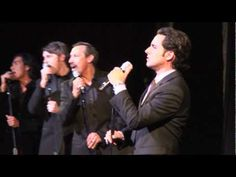 John Lloyd Young does Jersey Boys Medley  S.T.A.G.E. 5-1-10