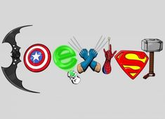 "Coexist Marvel DC.... Is it terrible all I could think was ""how come marvel gets four and dc only three?!"""