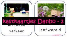 Danbo - Kastkaarten 2 en Dagritmekaarten 4 | Juf Inger | Bloglovin
