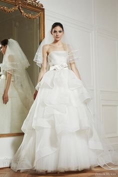 Zuhair Murad Wedding Dresses Fall/Winter 2013 Bridal Collection | Wedding Inspirasi | Page 2