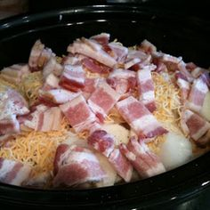 Crockpot Scalloped Potatoes Recipe
