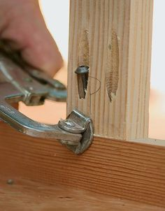 ❧ Pocket-Hole Joinery Basics