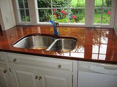 Epoxy Resin Countertops #epoxy #resin #coating