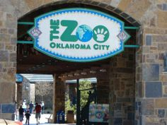 To be honest, I love the zoo. Any zoo. Anytime I'm in a new city for whatever reason, I go to the nearest zoo. That said, I have been to the OKC Zoo...like...a jillion times. And it's been fun every single time.