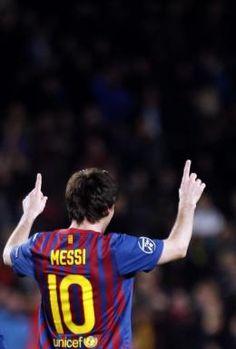 Messi, cada vez más rey