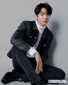Nam Joo Hyuk for Cosmopolitan Korea December - Mery J Kendy Nam Joo Hyuk Cute, Kim Joo Hyuk, Jong Hyuk, Lee Sung Kyung Nam Joo Hyuk, Most Handsome Korean Actors, Joon Hyung, Park Hae Jin, Weightlifting Fairy Kim Bok Joo, Kdrama Actors