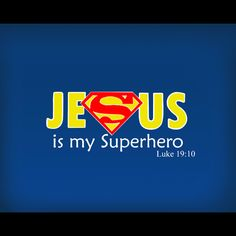 "A hero must be willing to sacrifice for his or her cause, show signs of dedication, loyalty, courage, determination, selflessness, conviction, focus, compassion and bravery! This is EXACTLY why I believe Jesus Christ is the GREATEST HERO that this world will ever know! (For the rest of the post, visit www.spread4christ.blogspot.com)   Luke 19:10 - ""For the Son of Man came to seek and to save the lost."""
