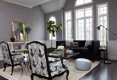 50 Shades of Grey Inspired Home Design Ideas | Home Design Ideas