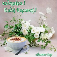 Happy Sunday Quotes, Coffee, Kaffee, Cup Of Coffee
