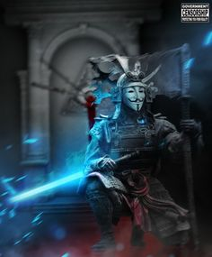 Anonymous SAMURAI
