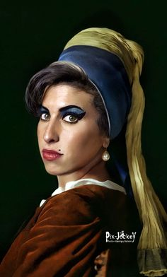 Amy Winehouse. she would of WTF the lolled at this one...