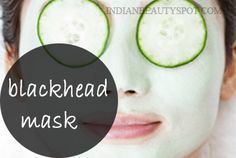 6 best natural face masks to get rid of blackheads