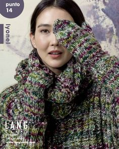 Lang Yarns, Catalogue, Creations, Wool, Knitting, Crochet, Pattern, Diy, Fashion