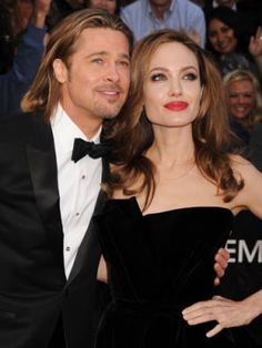 Angelina Jolie Feared That Brad Pitt Would Go Back To Jennifer Aniston Brad And Angie, Brad Pitt And Angelina Jolie, Jolie Pitt, Angelina Joile, Famous Celebrities, Hollywood Celebrities, Beautiful Men, Beautiful People, Pretty People