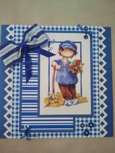 kaart met Snoesje 3d Cards, Holland, 3 D, Frame, Decor, Cards, The Nederlands, Dekoration, Decoration