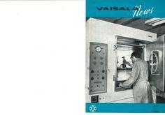 Vaisala News 37 1968 Author, News