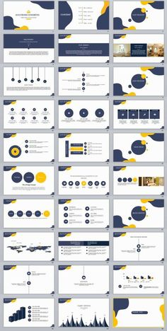 Simple multipurpose PowerPoint templates Item Details: Because the picture resolution is compressed, The PPT effects please watch video: Features: Simple multipurpose PowerPoint templates Easy and fully editable in powerpoint (shape color, size, po Ppt Design, Layout Design, Presentation Design Template, Presentation Layout, Slide Design, Design Room, Brochure Design, Icon Design, Powerpoint Presentation Ideas