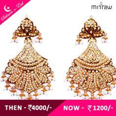 Splendid Earrings.Shop Now- http://bit.ly/1Uc1mE2  #Salaam-e-Eid