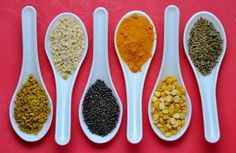 In order to not waste money or cabinet space, use these guidelines to help stock your own spice cabinet.