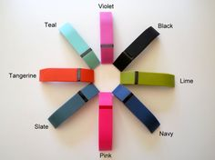 Fitbit Flex Band altering existing band by FitFinery on Etsy, $3.00