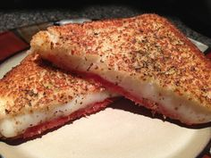 BEST Pizza Grilled Cheese Sandwich Recipe